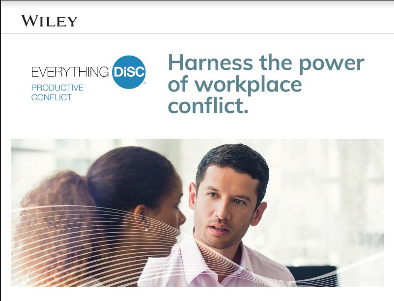 Productive Conflict Facilitation Kit Brochure